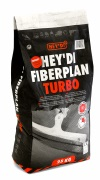 FLYTSPACKEL FIBERPLAN TURBO    HEY'DI GRÅ 5-50MM25KG
