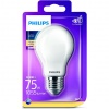 LED CLASSIC NORMAL FROSTAD     VARMVIT E27 8,5W (75W)PHILIPS